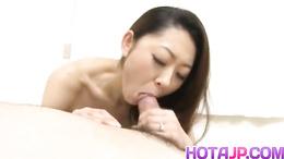 Intense make out makes Ruri Hayami indulge in a wild hardcore shag