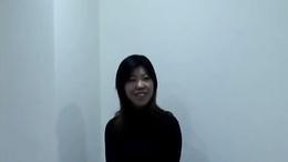 Amateur Sayuri Marui convinced to have kinky sex on live cam