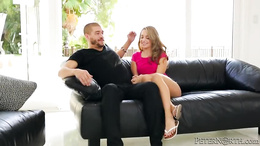 Very fit and lustful pussy Kimmy Granger deepfucked by Xander Corvus