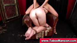 Watch this lesbo domina fist hoes hot ass in fetish fun