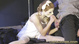 DaneJones Creepy haunted redhead doll craves flesh