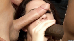 10 hard big cocks and their cum all for this lovely lady Chanel Preston