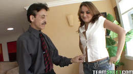 Allie Haze Bad Step Daughter