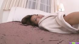 Satomi Suzuki hot milf Pussy Creampied In POV