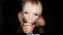 POVLife - Jeanie Marie Sulivan Sucking and Fucking Meaty Cock!