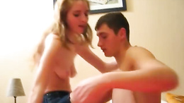 Total surprise fuck for hot teen