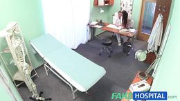 FakeHospital Doctor fucks his sexy new nurse