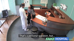 FakeHospital Doctor empties sack to ease patients pain