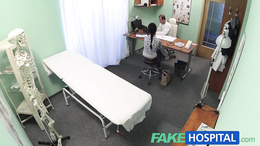 FakeHospital Student has alternative payment method