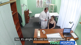FakeHospital Doctor gets he wants from hot patient
