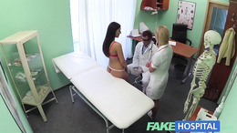 FakeHospital Doctors cock cures loss of appetite
