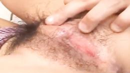 Gorgeous darling Itsuka enjoys having her vagina screwed superbly