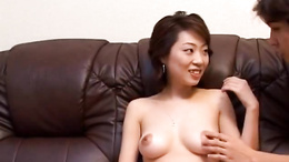 Milf in heats Seiko Tamaru removes undies to feel cock in her wet cunt