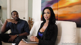 Jewels Jade makes a house call and ends up with a BBC in ass and mouth