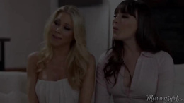 Party with Dana DeArmond, Kenna James, Cadence Lux and Katie Morgan