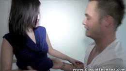 Raucous rear pounding delights for bossy bimbo's tight fuck hole