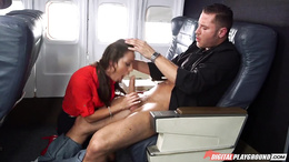 This flight will have turbulence with Abigail Mac