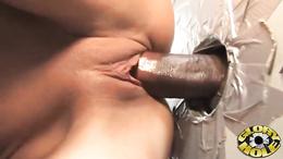 Roasting Ashli Orion gets showered in prick paste