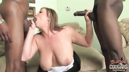 Zoey Andrews get a hard fuck while sucking