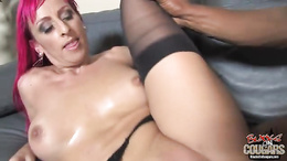 Raven Black fuck hard while doing oral job