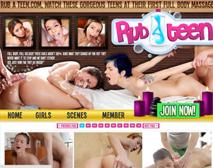 Rub A Teen Logo
