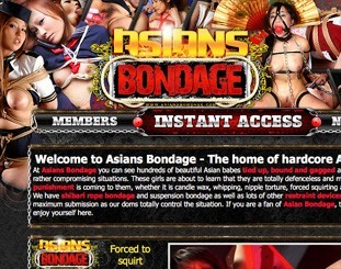 Asians Bondage Logo