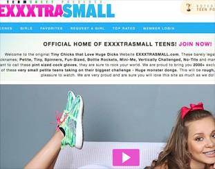 Exxxtra Small Logo